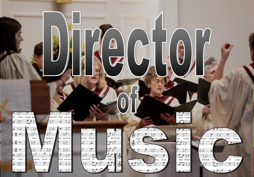 Director of Music & Worship