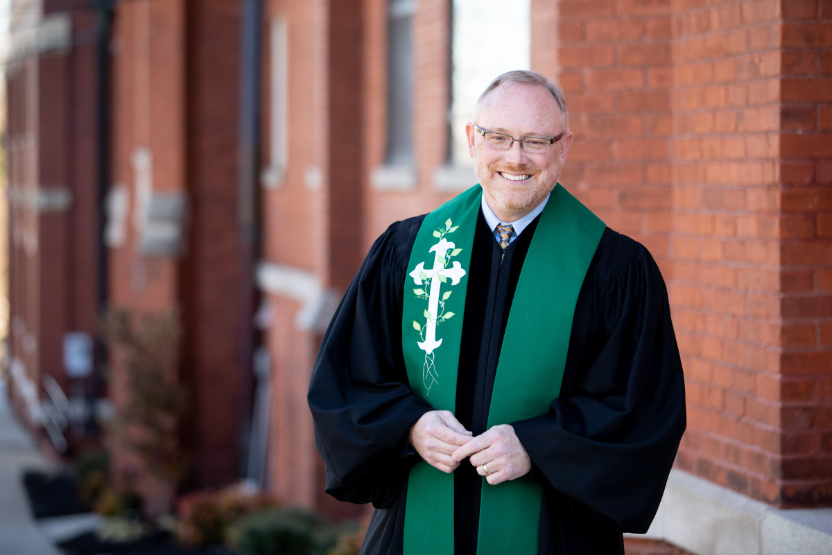 Rev. Michael Kendall